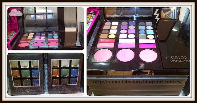 Paletas de The Color Workshop