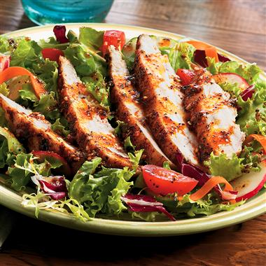 Food For Thought: Grilled Chicken Salad from Arties