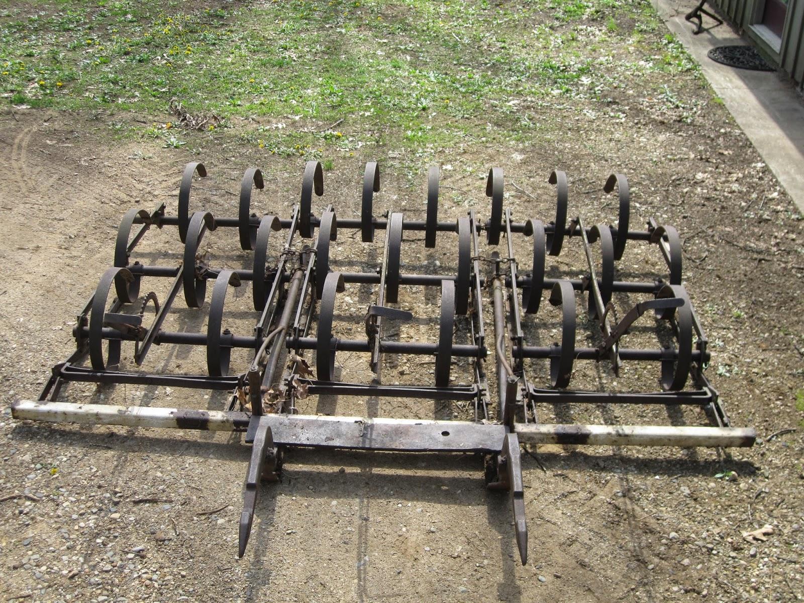 Farmall Hitch Leveling Bar : Springtooth harrow like the c farmall super and