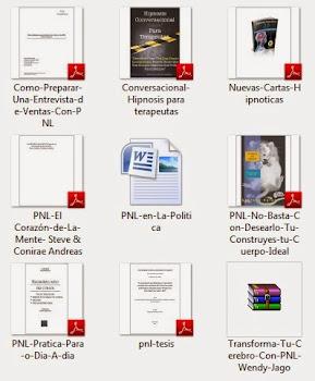 Descarga paquete de libros y artículos PNL