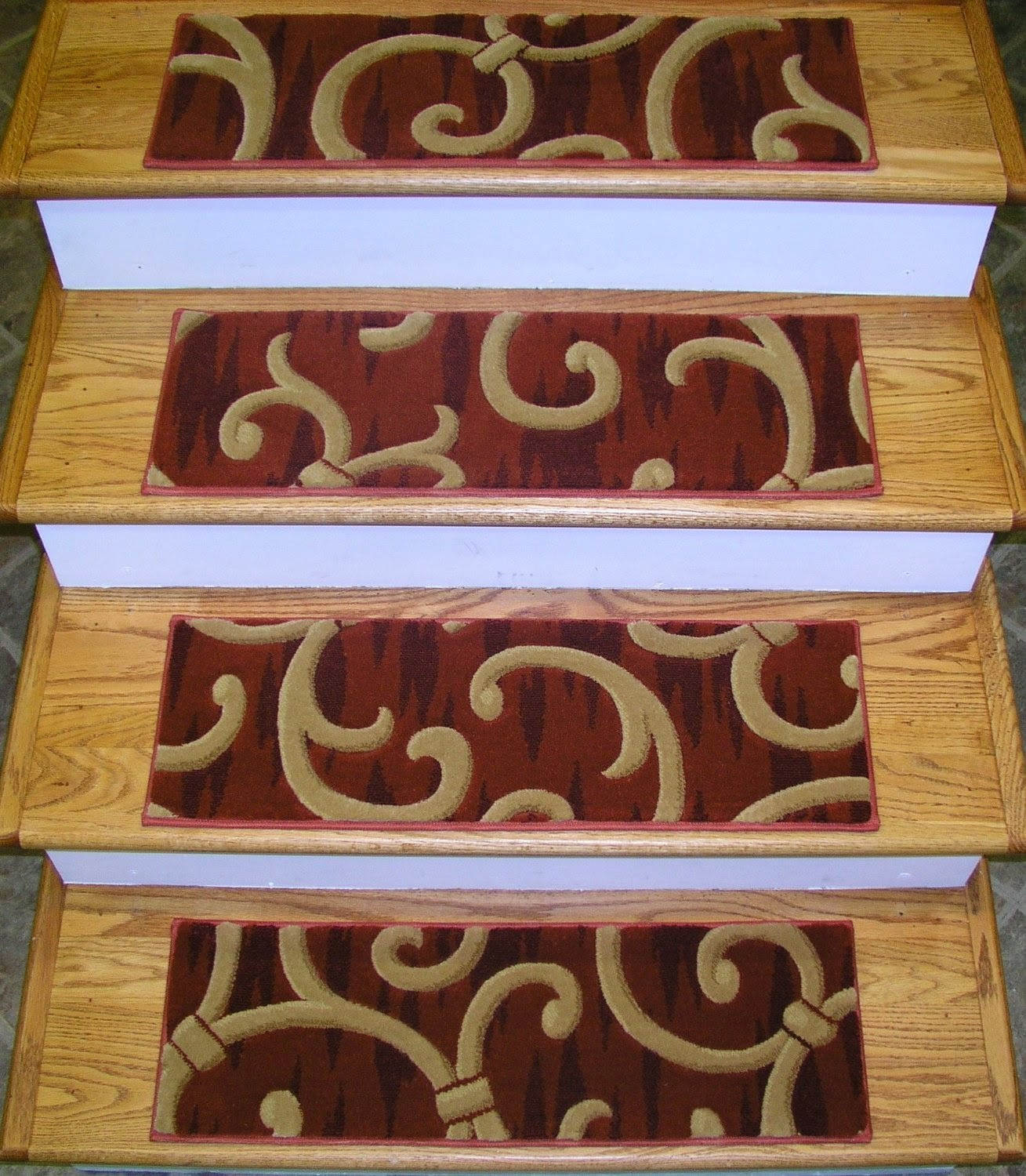 Rug Depot Premium Carpet Stair Treads