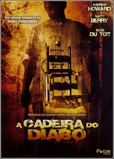 Download A Cadeira do Diabo DVDRip AVI Dublado