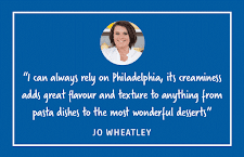 All My Philadelphia Recipes
