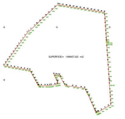 Certificación Topográfica - Plano
