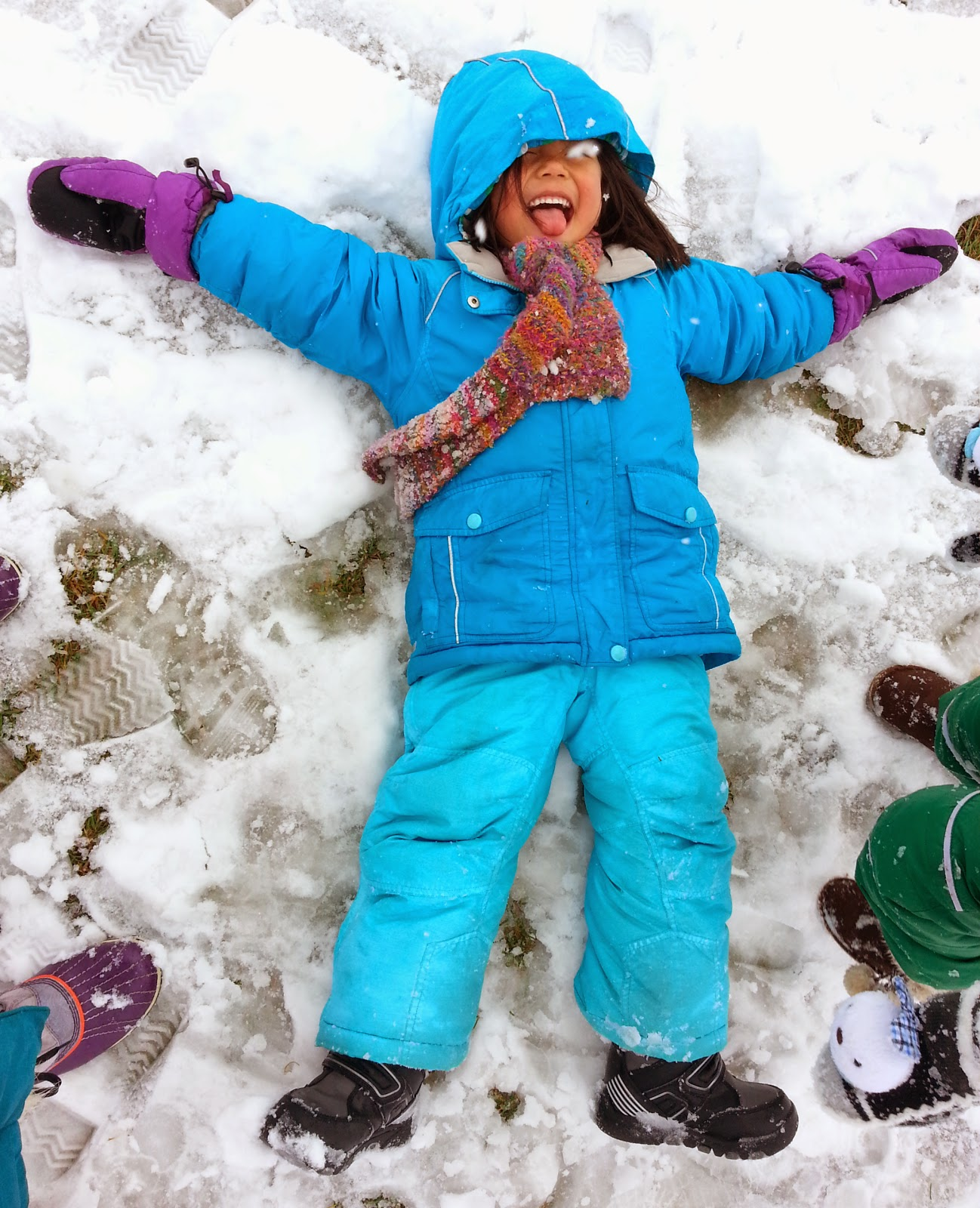 Playing Safe in Winter How Cold is Too Cold Play Outside Guide