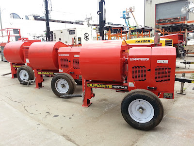 Essick Mortar Mixers for Rent in NY