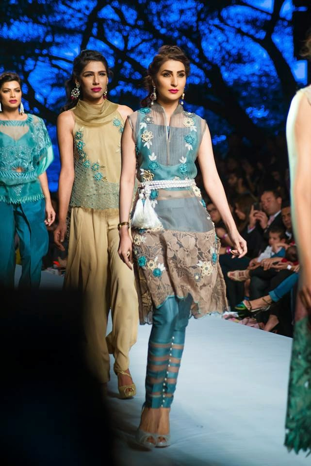 Luxury Pret Summer Collection TFPW