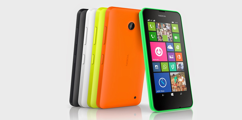 nokia lumia 630 dual-sim