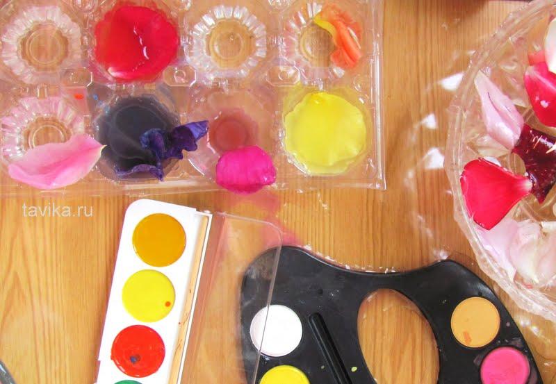 развивающие игры с цветом