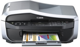 Canon PIXMA MX310 Series Inkjet Photo