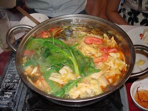 Vietnamese Goat Hotpot 3