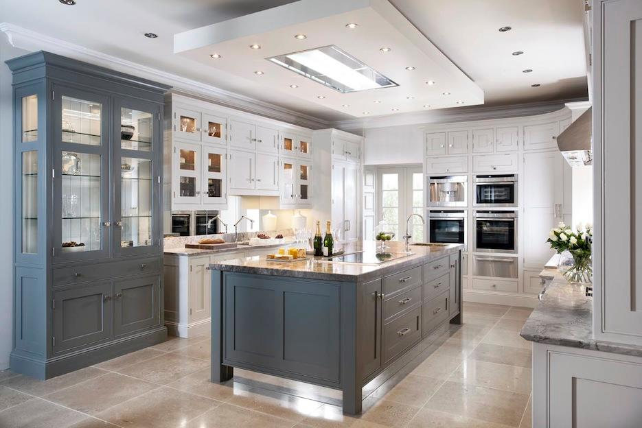 Enzy living a luxurious white kitchen i just have to share for Kitchen cabinets ireland