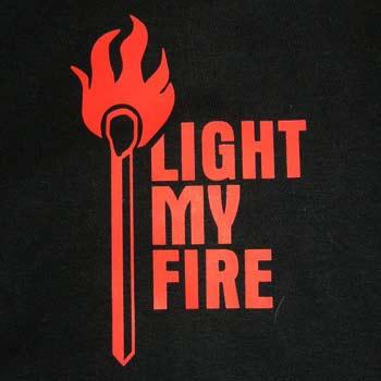 Light my fire аеро план