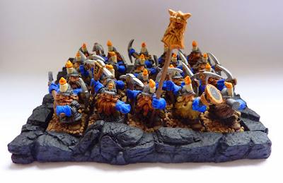 Warhammer Dwarf Miner