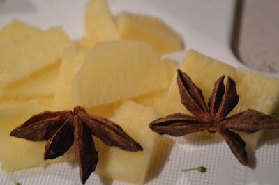 Ginger and Star Anise