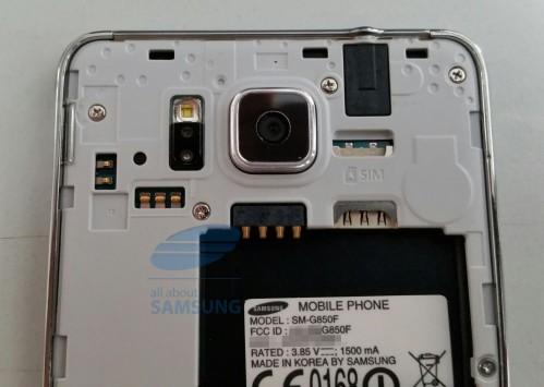 Nuove informazioni sulle specifiche hardware dello smartphone Galaxy Alpha di Samsung