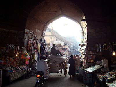androon shehar lahore: delhi darwaza, dehli gate