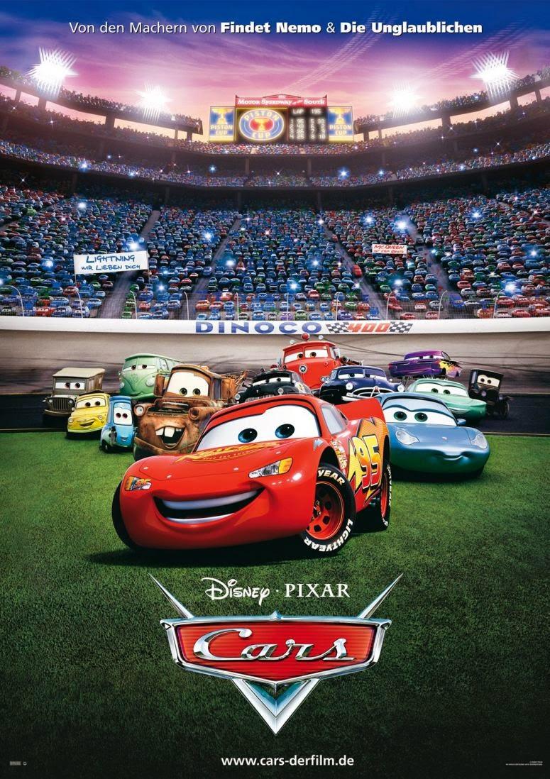 Cars (2006) BluRay 720p Full Movie + Subtitle Indonesia