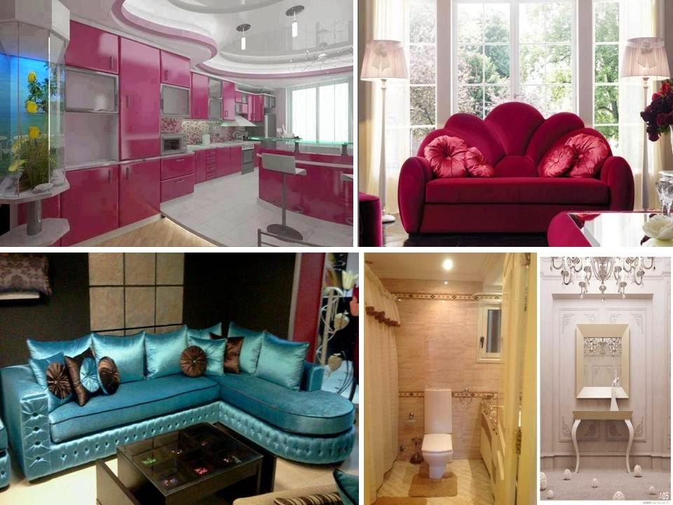 Gorgeous interior designs furnitures