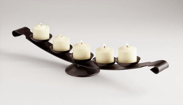 Multinotas decoraci n candelabros modernos parte 2 - Candelabros modernos ...