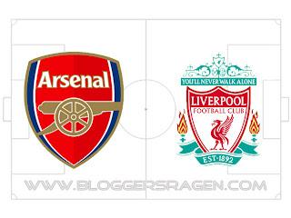 Prediksi Pertandingan Arsenal FC vs Liverpool FC