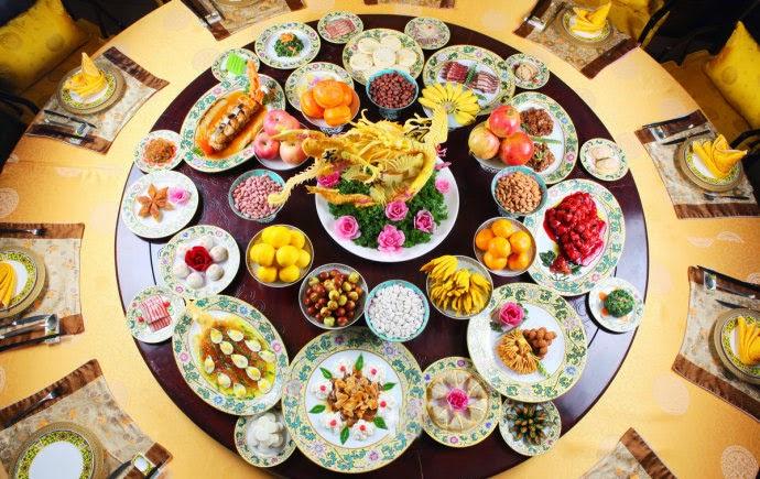 Recettes chinoises l amour des chinois pour la nourriture - Chinois pour la cuisine ...