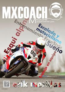 Ya ha salido el Nº 9 de MX Coach Magazine, especializada en la formación integral de deportistas.