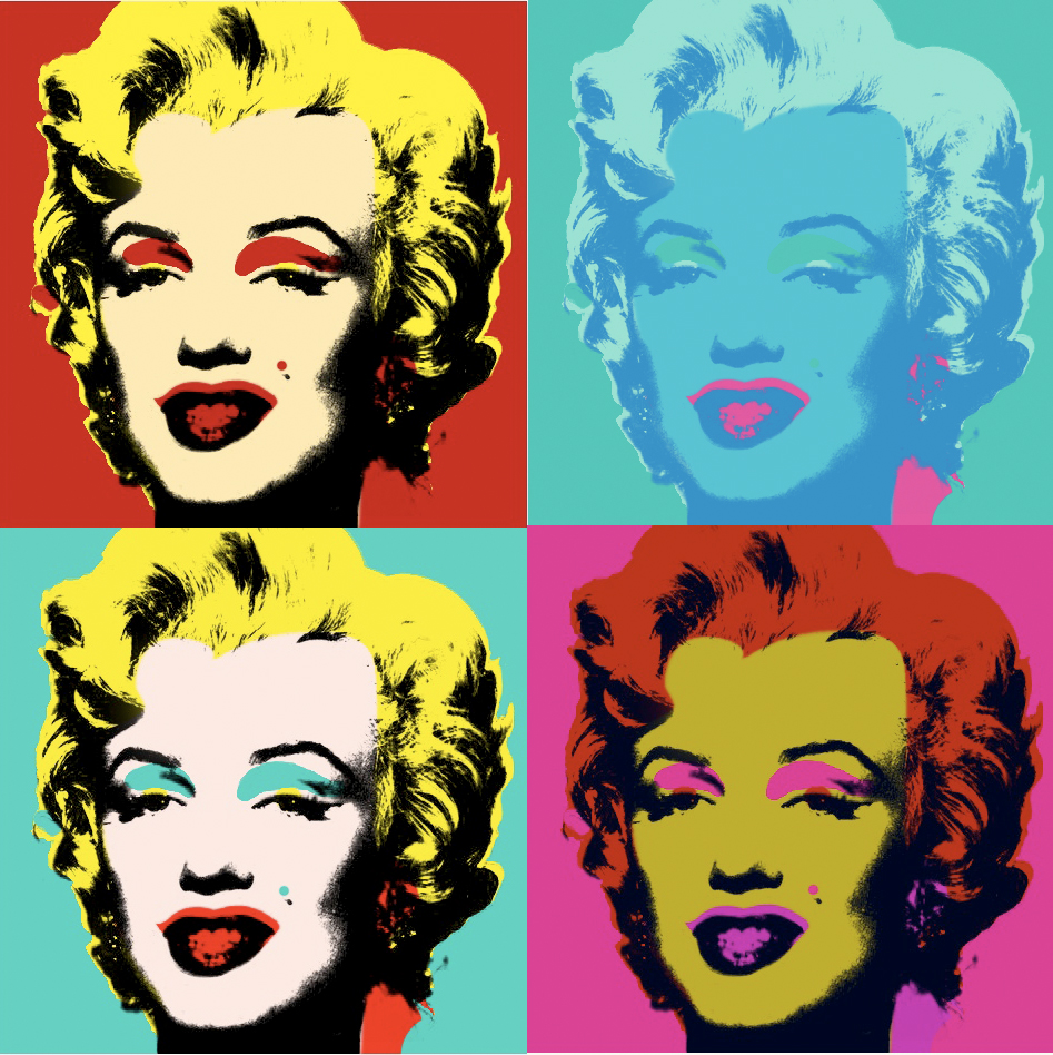 the great andy warhol decopainter