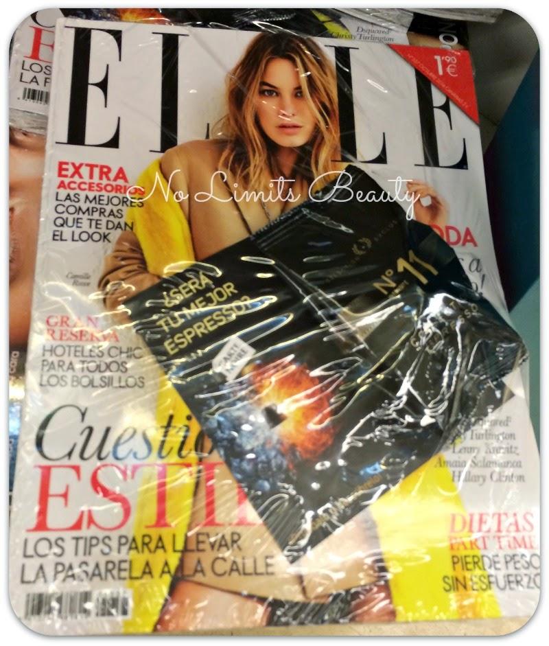 Regalos revistas Octubre 2014: Elle Pocket