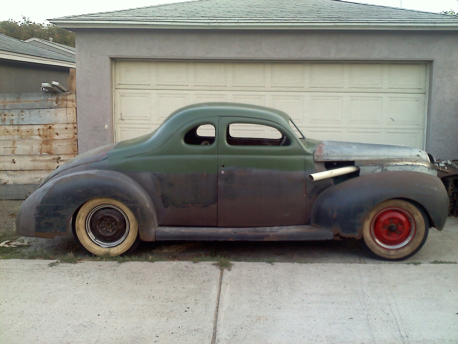 1940 Ford For Sale Craigslist | Autos Weblog