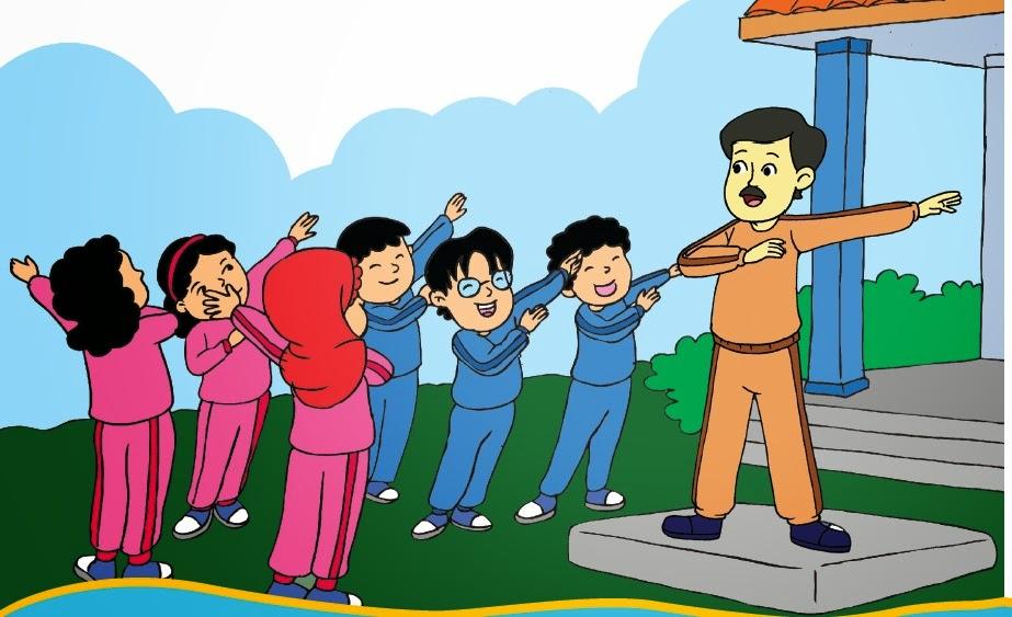 Soal Kelas 2 SD Bahasa Indonesia Semester 1 Blog Sunadinata