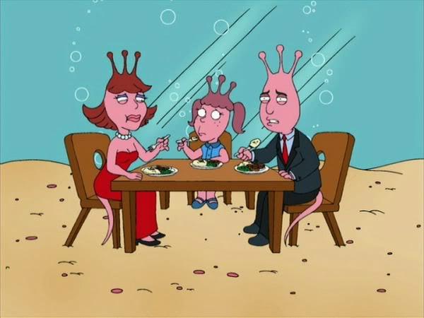 chris sea monkeys from family guy season 2 episode 14