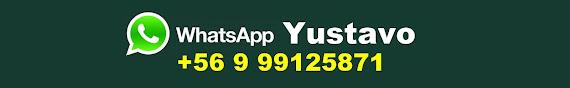 Telefono Celular WhatsApp Yustavo +56 9 99125871
