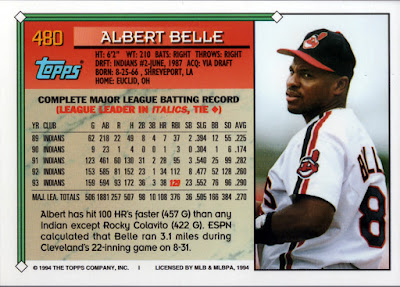 a brief summary of the story of the cleveland indians albert belle and the corked bat Albert jojuan belle (born august 25, 1966) is a former american major league baseball outfielder for the cleveland indians, chicago white sox, and baltimore orioles standing at 6 feet 2 inches (188 m) and weighing 225 pounds (102 kg), belle was one of the leading sluggers of his time, and in 1995 became the first and still only player to ever.