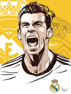 Gareth Bale Real Madrid Wallpaper PC
