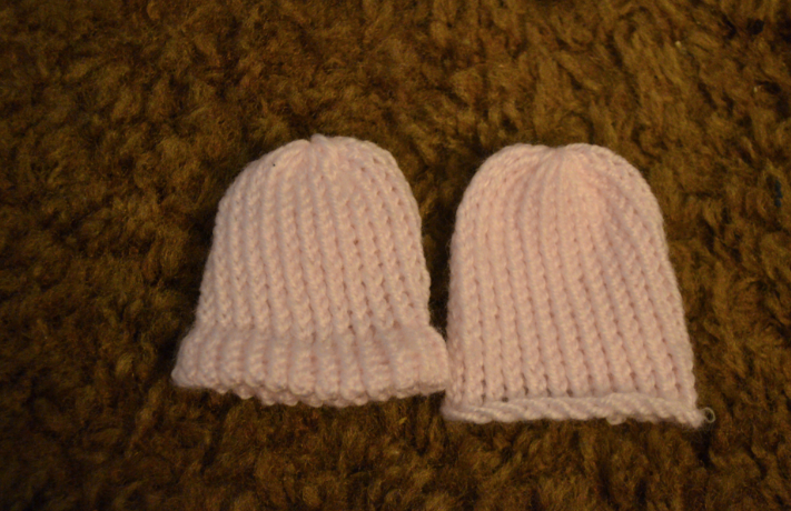 Loom Knit Baby Hat With Brim : Love you more than a bus loom knit hats