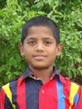 Kalpesh - India (IN-804), Age 13