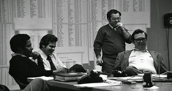 steelers 1974 draft war room rooney nunn haley
