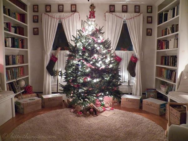 Family Christmas Gifts 2013
