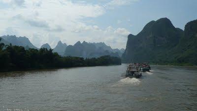 Mágico Rio Li (Guangxi)