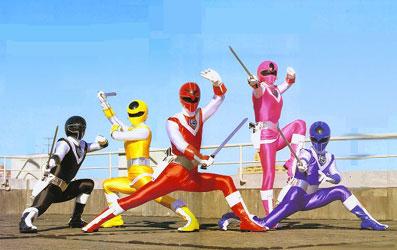 Laser Squadron Maskman Retro Super Sentai Philippine Dubbed