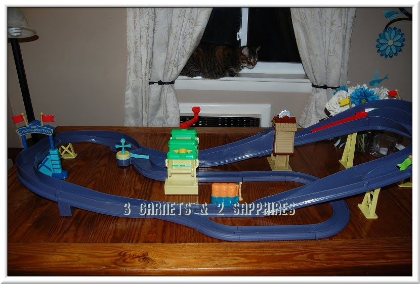 chuggington interactive railway assembly instructions