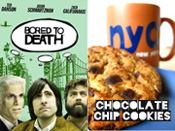 Bored To Death - Chocolate Chip Cookies