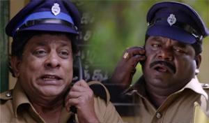 Katham Katham Full Comedy Scenes | Nandha | Sanam Shetty