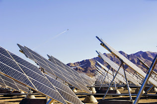 DOD'S LARGES SOLAR ARRAY, NELLIS AIR FORCE BASE