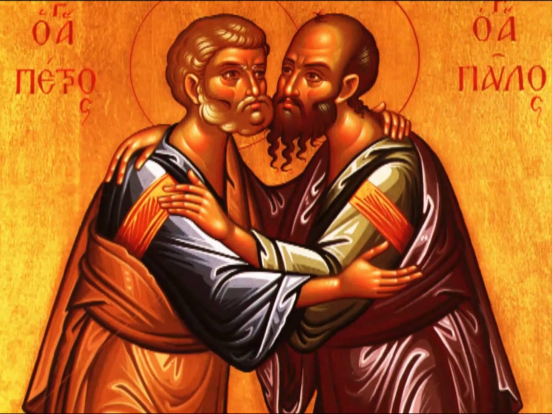 Свети Апостоли Петар и Павле - Васељенски проповедници речи Божје