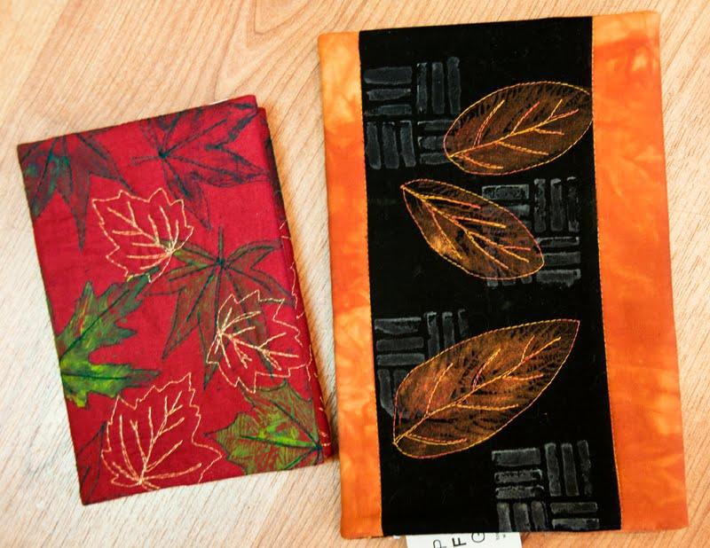 Potomac Fiber Arts Gallery: Surface Stitchery/Embroidery #1