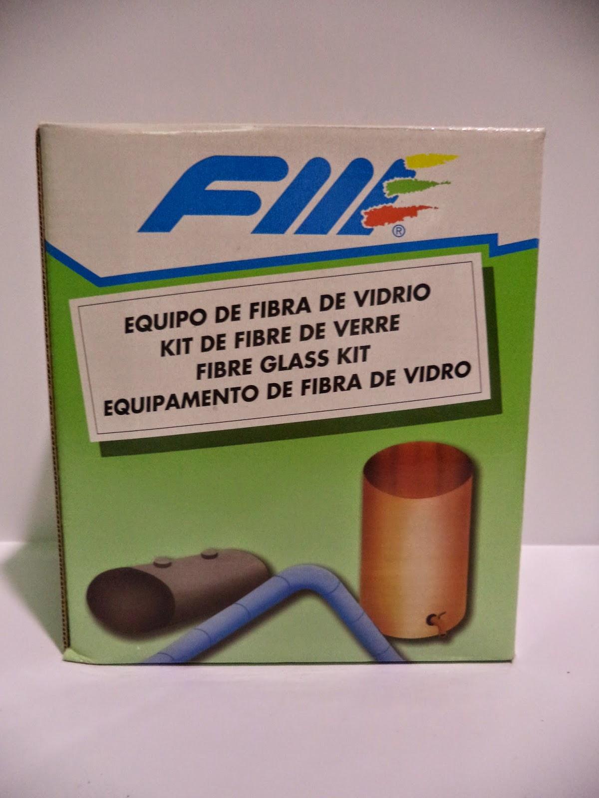Hiperpinturas resinas de polyester fibra de vidrio y - Masilla de fibra de vidrio ...