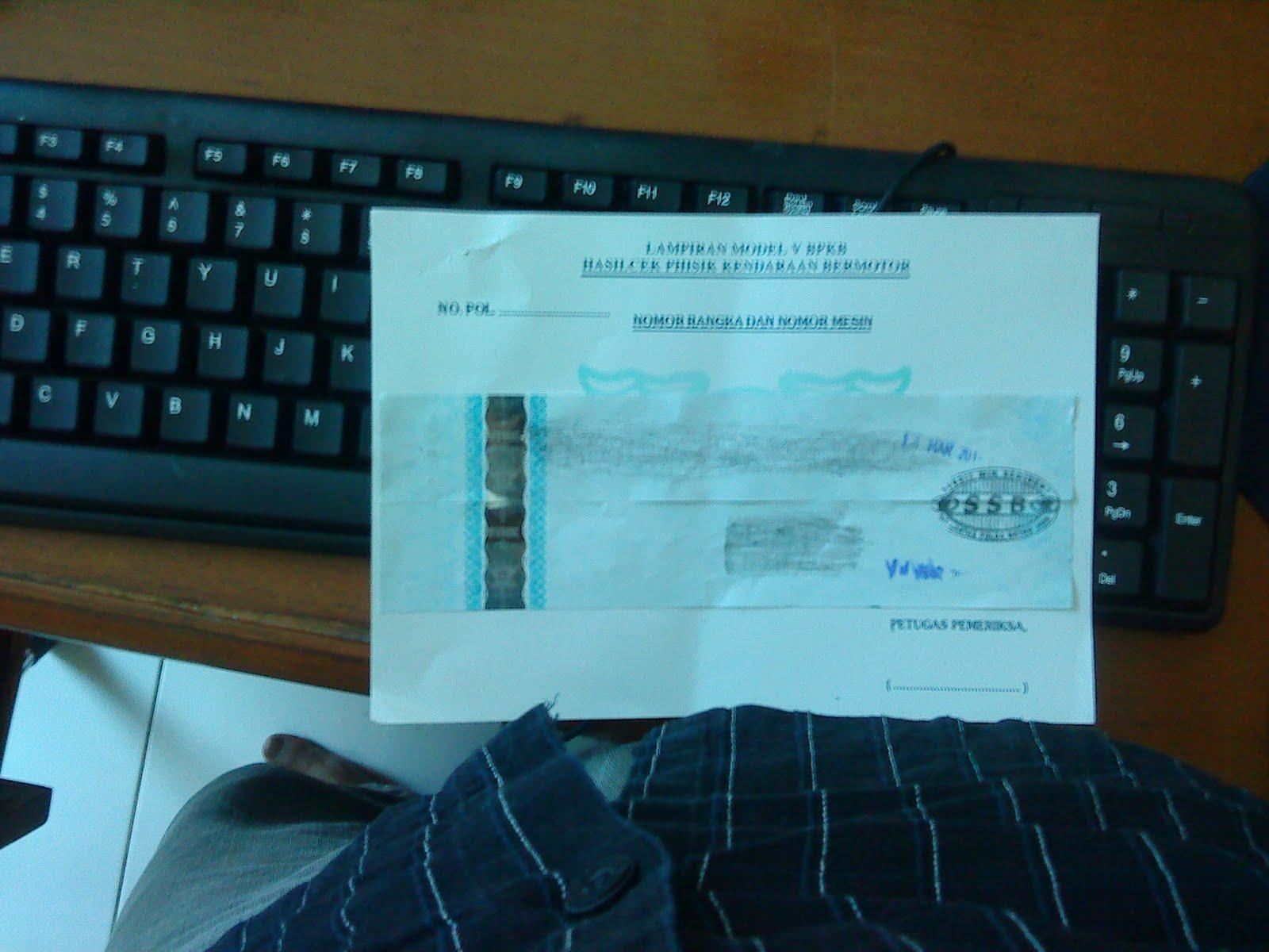 letak nomor mesin dan nomor rangka | letak nomor mesin dan nomor