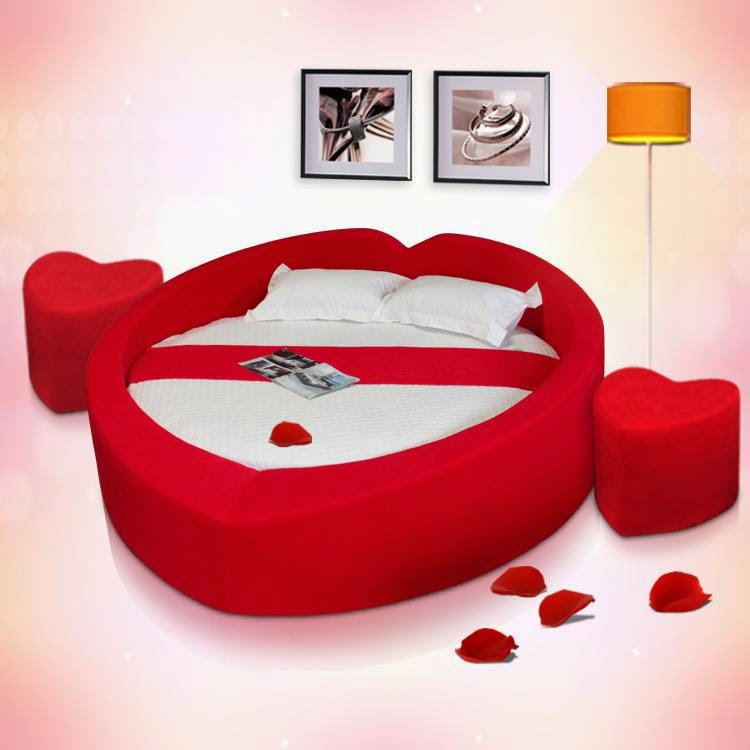 FIRST NIGHT LOVE BED DESIGNS